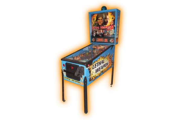 LETHAL WEAPON 3 1992 sofel jeux